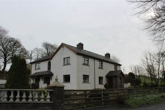 Thumbnail Detached house for sale in Newtownhamilton, Newry