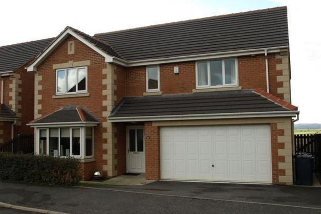 Thumbnail Detached house to rent in 26 Woodvale Close, Higham, Barnsley