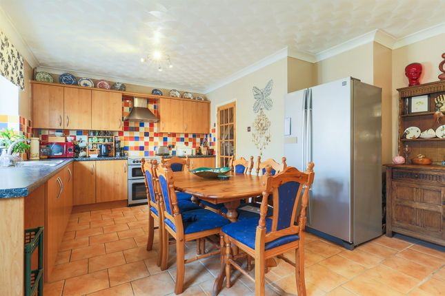 Thumbnail Semi-detached bungalow for sale in Bush Road, Hellesdon, Norwich