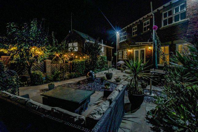 Garden of Great North Road, Byram, Knottingley WF11