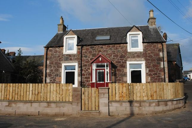 Thumbnail 4 bed cottage to rent in South Back Road, Biggar