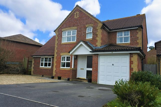 Thumbnail Detached house for sale in Imber Road, Shaftesbury