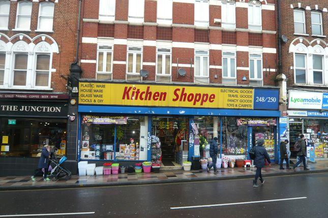 Thumbnail Retail premises to let in 248-250 Lavender Hill, Clapham Junction