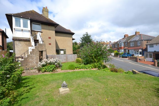 Thumbnail Flat for sale in Edmund Road, Hastings