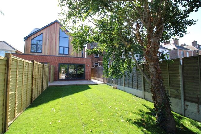 Thumbnail Semi-detached house for sale in Mansfield Close, Lower Parkstone, Poole, Dorset