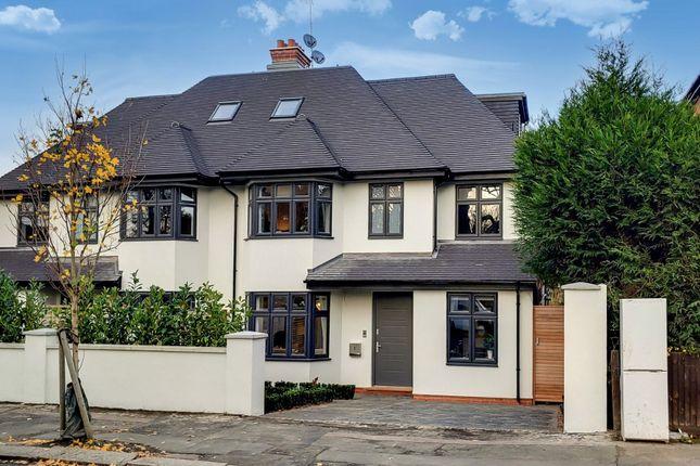 Thumbnail Semi-detached house for sale in Bridge Lane, Temple Fortune, London