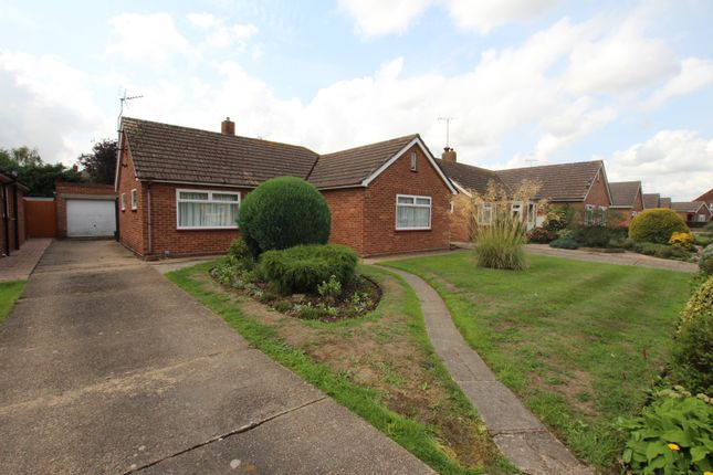 Thumbnail Detached bungalow for sale in Gainsborough Road, Colchester, Essex