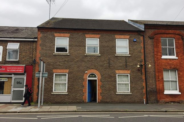 Thumbnail Office for sale in Park Street, Luton