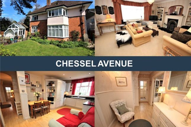 Thumbnail Flat for sale in Chessel Avenue, Bournemouth, Dorset