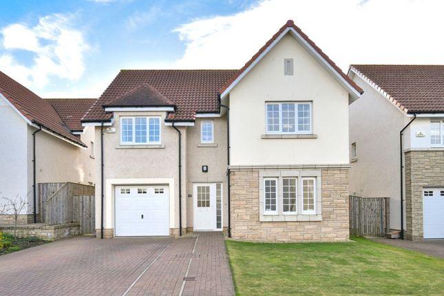 Thumbnail Detached house for sale in 12 North Platt Crescent, Ratho, Newbridge