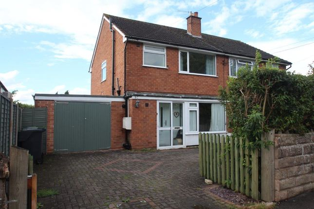 Thumbnail Semi-detached house to rent in Woodrow Lane, Bromsgrove
