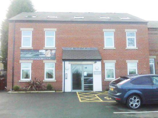 Thumbnail Flat to rent in Roxbrough Court, Ossett