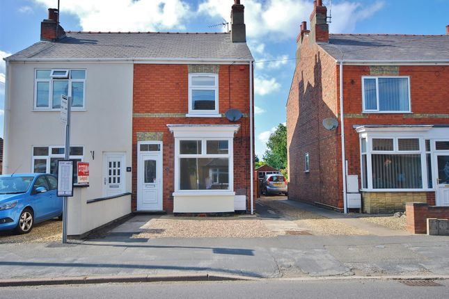 Thumbnail Semi-detached house for sale in St. Johns Road, Spalding