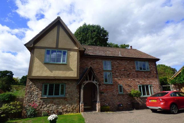 Thumbnail Property for sale in School Court, Llanvair Discoed, Chepstow