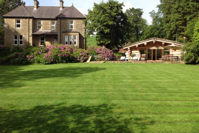 Thumbnail Detached house for sale in The Old Vicarage, Greenhead, Northumberland/Cumbria Border