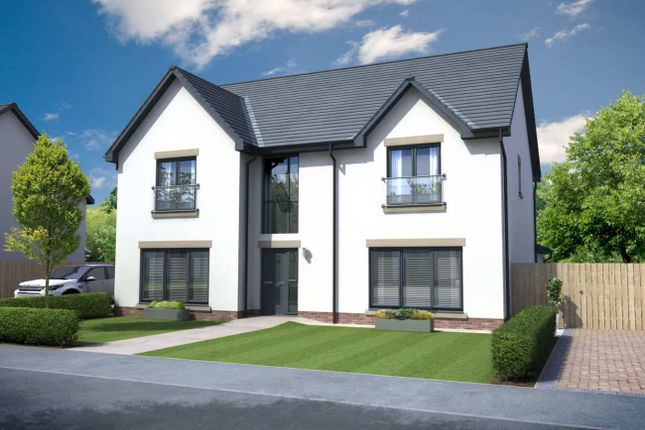 "Thumbnail Detached house for sale in ""Murray Garden Room"" at Cotcliffe Way, Nunthorpe, Middlesbrough"
