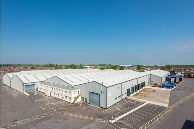 Thumbnail Light industrial to let in Unit C Europa Industrial Park, Swindon
