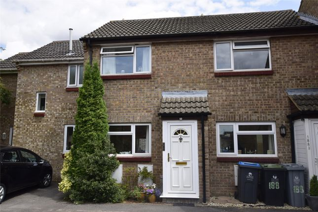 Thumbnail Terraced house to rent in Burwell Meadow, Witney, Oxon
