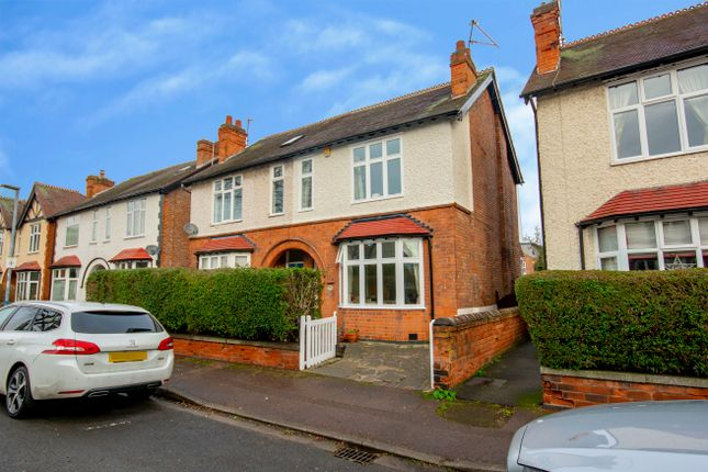 Thumbnail Semi-detached house for sale in Crosby Road, West Bridgford