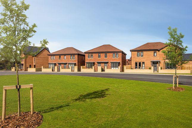 "Thumbnail Semi-detached house for sale in ""The Studland"" at Prestbury Road, Prestbury, Cheltenham"