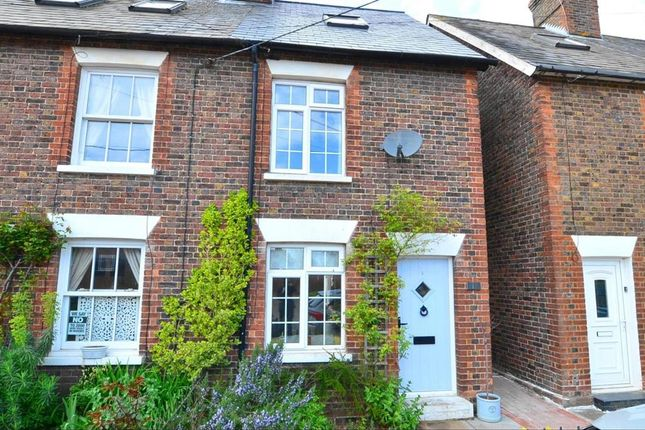 3 bed end terrace house for sale in Maidstone Road, Marden, Kent TN12