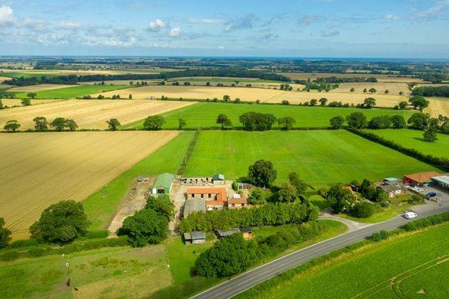Thumbnail Commercial property for sale in Rectory Farm, Fakenham Road, Bale, Fakenham, Norfolk