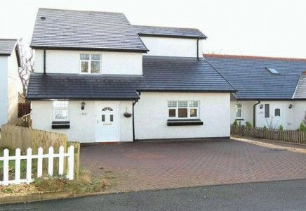 Thumbnail Detached house to rent in Fairways Crescent, Mount Murray, Santon, Isle Of Man