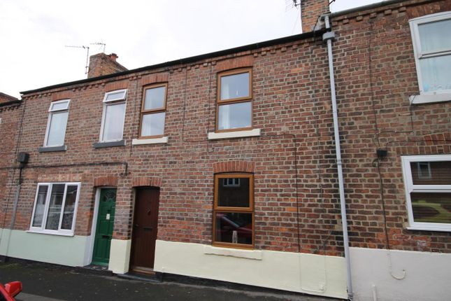 3 bed terraced house to rent in Beaconsfield Street, Northallerton