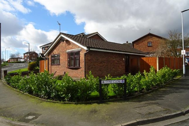 Thumbnail Detached bungalow to rent in Tyne Close, Nutgrove, St Helens