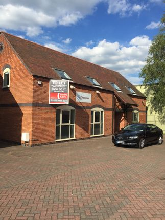 Thumbnail Office for sale in 11 The Courtyard, Roman Way, Coleshill