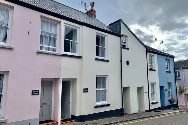 Thumbnail Terraced house to rent in Shellside Cottage, Cresswell Street, Tenby, Pembrokeshire