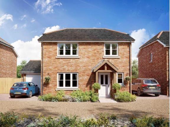 Thumbnail Detached house for sale in Aldermaston Road, Sherborne, St John