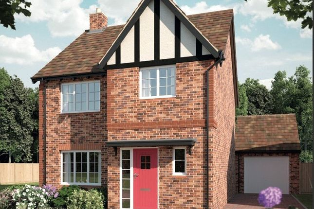 Thumbnail Detached house for sale in Cherry Orchard, Worcester, Worcestershire
