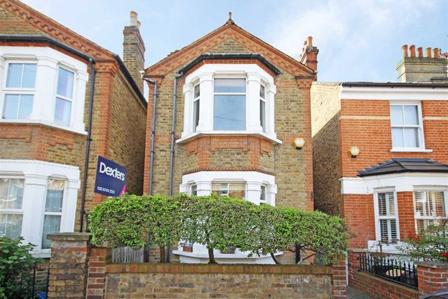 Thumbnail Detached house for sale in Upper Grotto Road, Twickenham