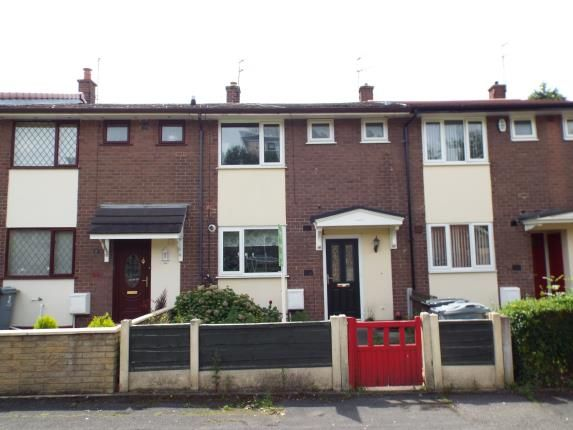 Thumbnail Terraced house for sale in Aston Way, Handforth, Wilmslow, Cheshire