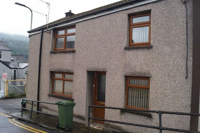 Thumbnail End terrace house for sale in Chancery Lane, Mountain Ash
