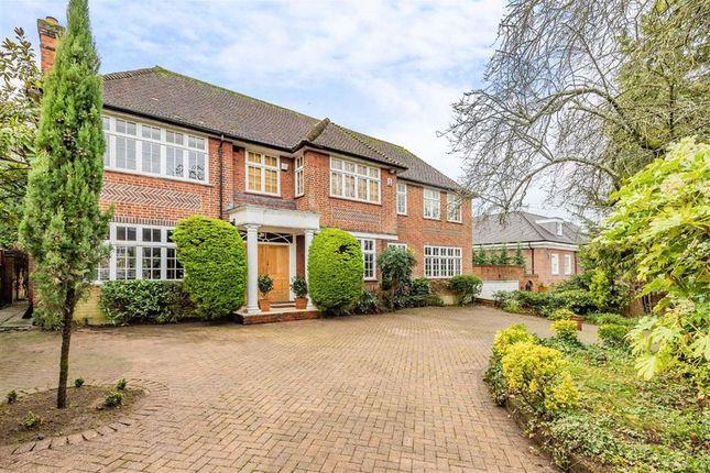Thumbnail Detached house for sale in Grange Avenue, Totteridge, London
