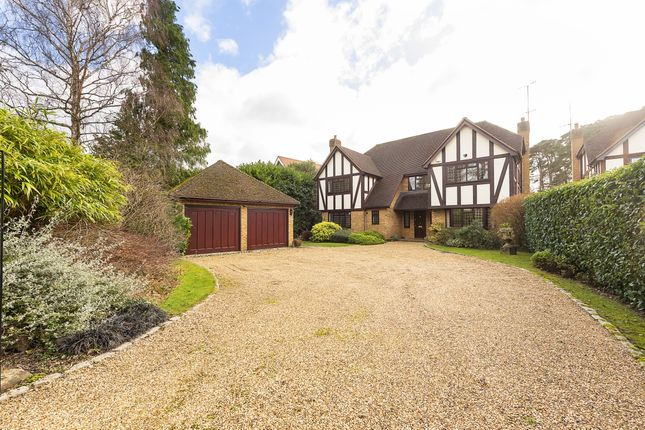 Thumbnail Detached house to rent in Grange Gardens, Farnham Common, Slough