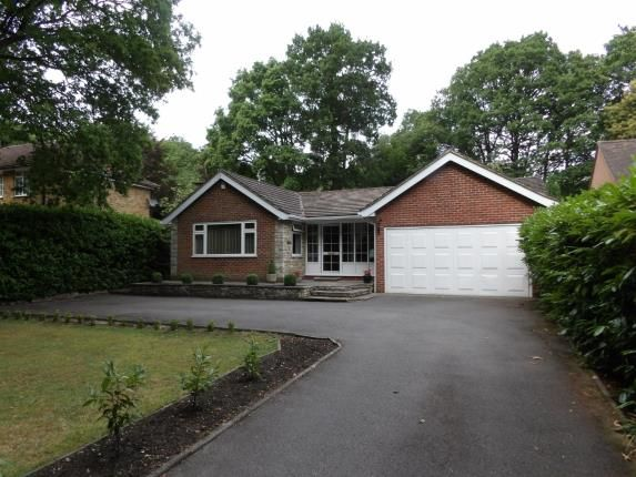 Thumbnail Bungalow for sale in Fleet, Hampshire