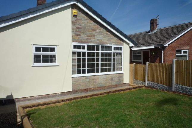 Thumbnail Bungalow to rent in Lamerton Grove, Westonfields