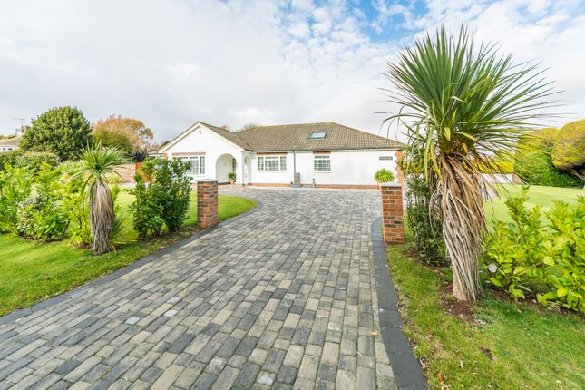 Thumbnail Detached house for sale in Kithurst Close, East Preston, West Sussex