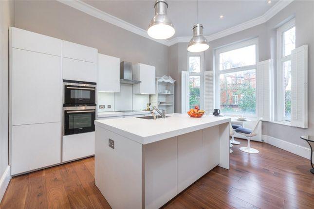 Kitchen of Eton Avenue, Belsize Park, London NW3
