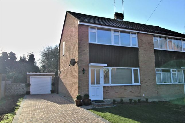 Thumbnail Property to rent in Crawshay Close, Sevenoaks