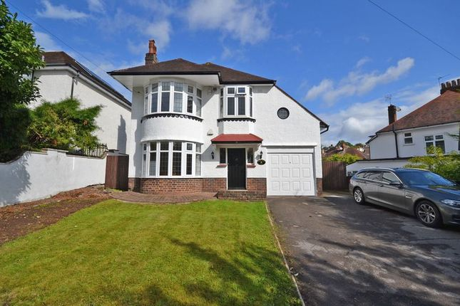 Thumbnail Detached house for sale in Stunning Period House, Risca Road, Newport