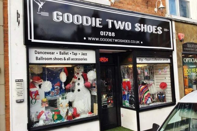 Thumbnail Retail premises for sale in 17 Albert Street, Rugby