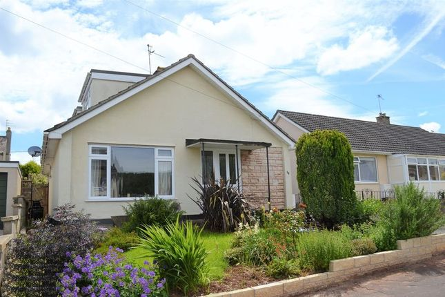 Thumbnail Detached bungalow for sale in Somer Avenue, Midsomer Norton, Radstock