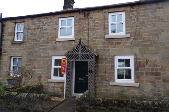 Thumbnail Terraced house to rent in High Street, West Woodburn, Hexham