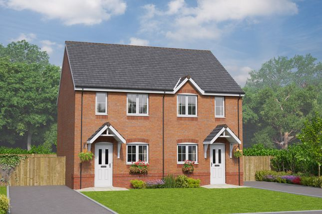 Thumbnail Semi-detached house for sale in Earle Street, Newton-Le-Willows