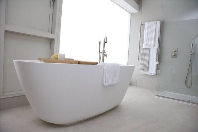 Master Bathroom of Gabriel Square, St. Albans, Hertfordshire AL1