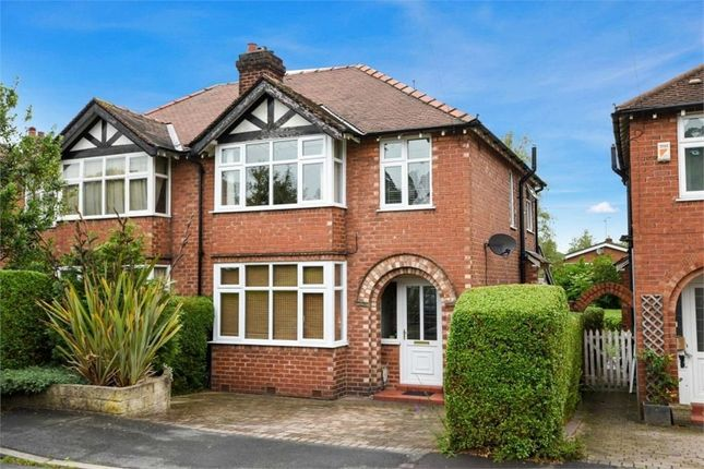 Thumbnail Semi-detached house for sale in Moss Lane, Alderley Edge, Cheshire